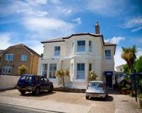 Lyndhurst, Sandown, Isle of Wight, England. Bed and Breakfast holiday. Travel.