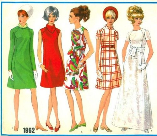 A Timeline of Sexy Fashion Trends Through the Years