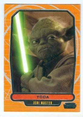 Yoda trading card Star Wars Galactic Files 2012 Topps #71 Jedi Master //Price: $3 & FREE Shipping //     #starwarslife
