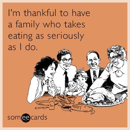 Thanksgiving Ecards, Free Thanksgiving Cards, Funny Thanksgiving Greeting Cards at someecards.com