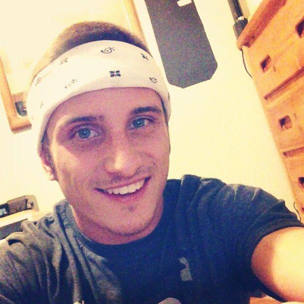 White Bandana Headband Bandana Headband For Men