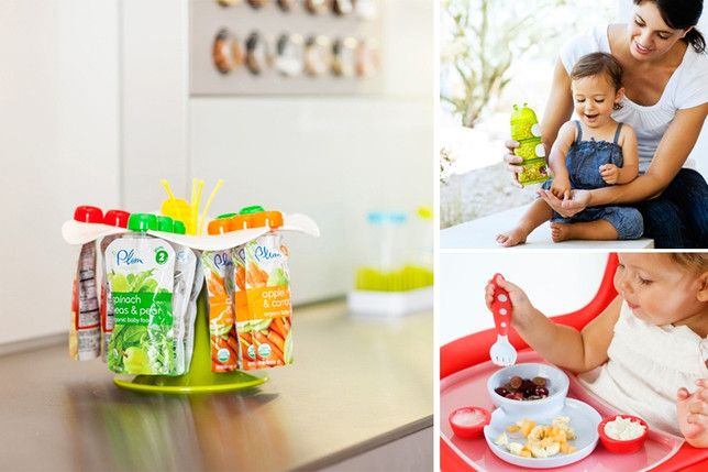 Boon Bath and Mealtime Accessories