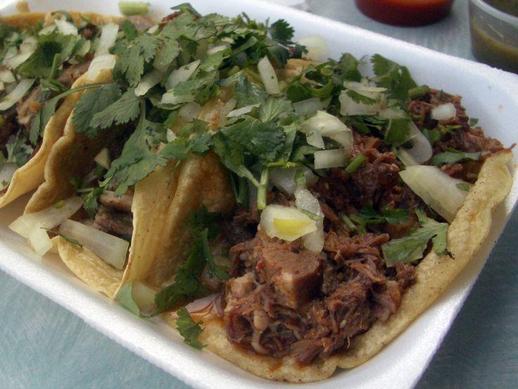 Tacos de Cabeza | Comida | Pinterest