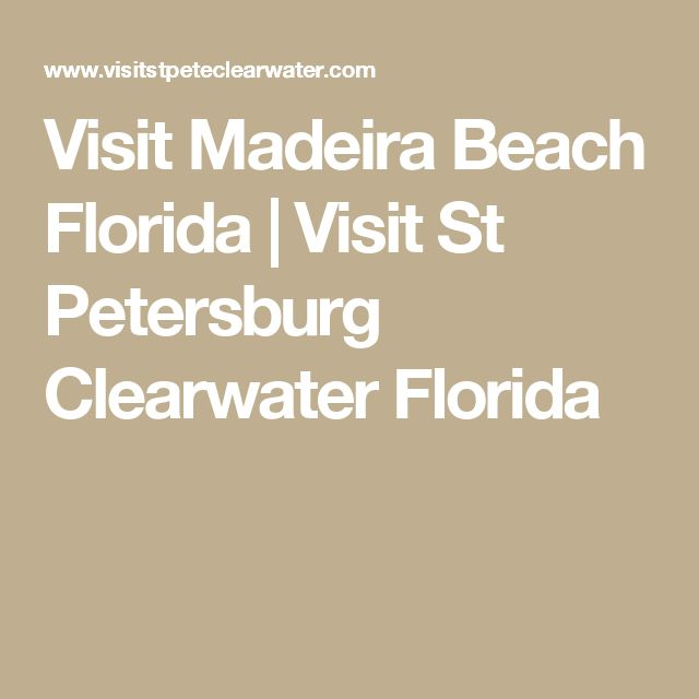 Tampa Bay Vacation Condo: 25+ Best Ideas About Clearwater Florida On Pinterest