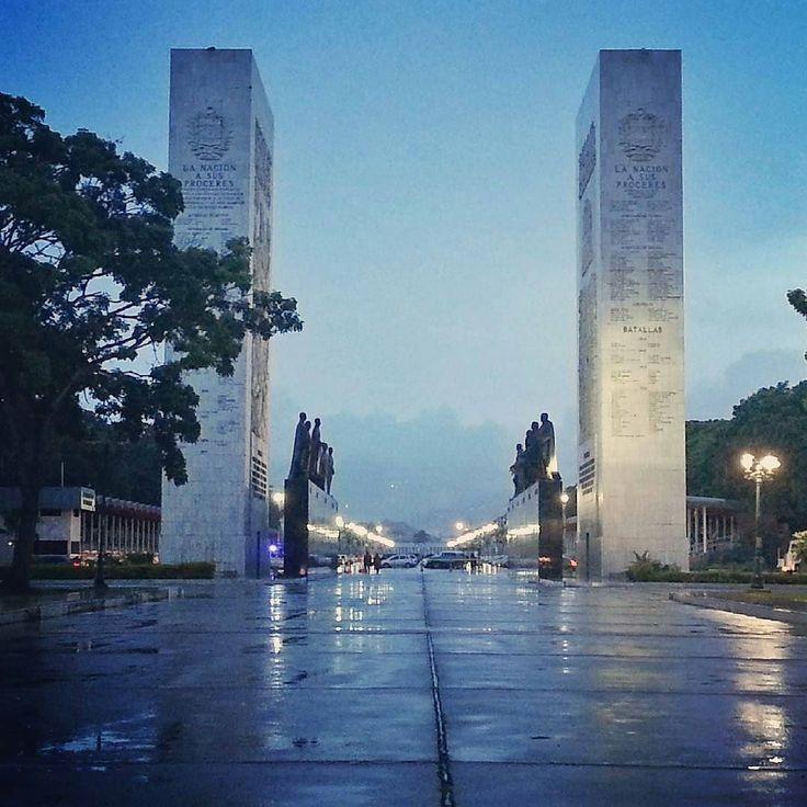 Los Proceres, Caracas Venezuela                                                                                                                                                     More