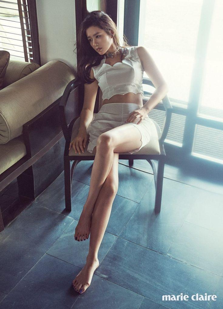 Scene of Grace: Marie Claire Korea 2016 - Dior Spring 2016