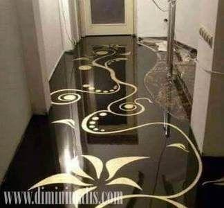 Porcelanix Lantai, alternatif untuk menyulap lantai menjadi wauw