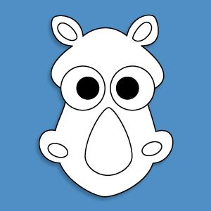 Mask Templates For All Sorts Of Animals A Z Arts
