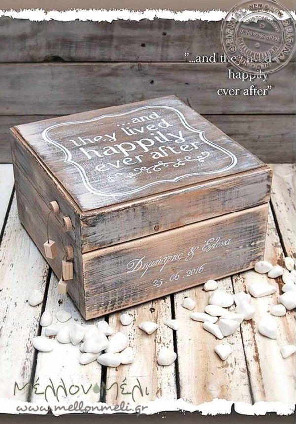 """Κουτί Ευχών """"Happily ever after..."""""""