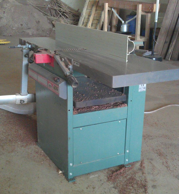 Kity 639 400mm jointer / thicknesser