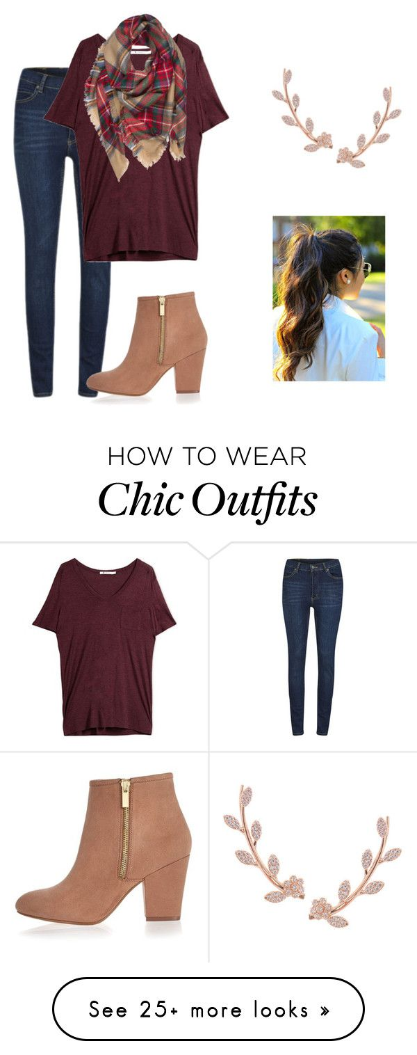 """Fall outfit"" by lilymiller014 on Polyvore featuring Humble Chic, Cheap Monday, T By Alexander Wang, River Island, women's clothing, women, female, woman, misses and juniors"