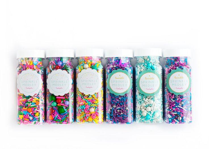 Choose Your Own SPRINKLES & TWINKLES Pack - Sweetapolita's Sprinkle Shop