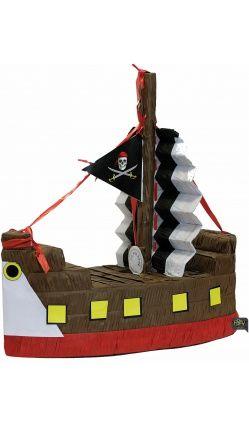 Piñata Bâteau De Pirate