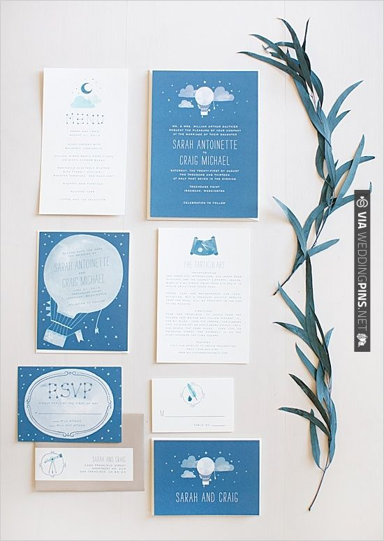 adventure wedding invites   VIA #WEDDINGPINS.NET