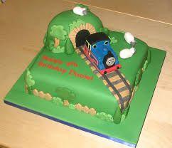 thomas the tank engine cake - Google Search
