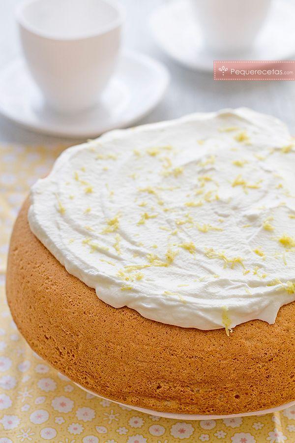 Bizcocho de limón, ¡una deliciosa tentación!