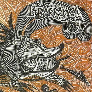La barranca. Tempestad. Segundo álbum, 1997.