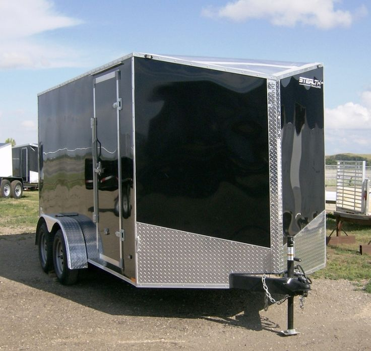 1000 Ideas About Cargo Trailers On Pinterest Trailers