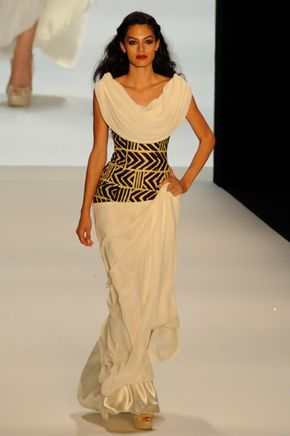 Fabulous collection by Nadir Tati at Africa Fashion Day Berlin | Zen Magazine Africa - something about this i love
