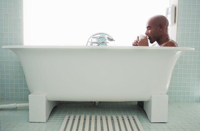How to Take a Post-Run Ice Bath