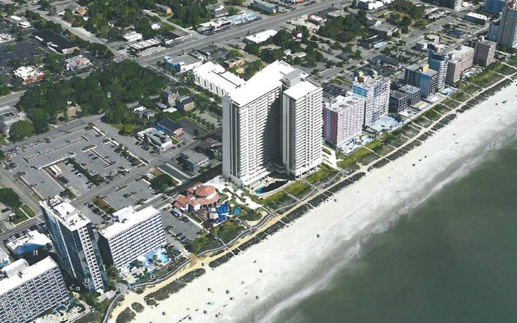 Proposed project would turn Driftwood hotel into 26-story high rise. #MyrtleBeach #RealEstate #Realtor #Remax #Property #Homes #SC #SouthCarolina #beach