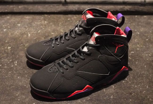 "Jordan 7 Retro ""Raptors"" (2012). Share more New Jordans 2014 joy with my blog www.23isback.me ."
