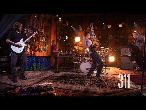 "311 ""Down"" Guitar Center Sessions on DIRECTV - YouTube"