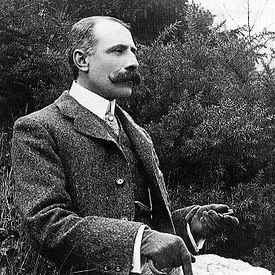 Edward Elgar, c. 1900