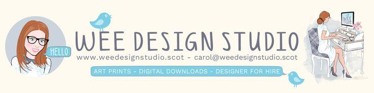 Illustration - Wee Design Studio