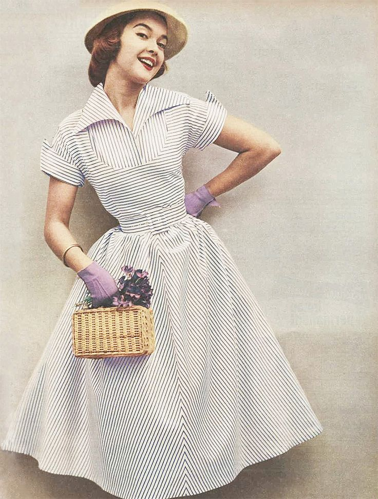 Retro style dresses fashion