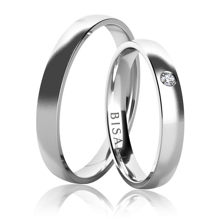 Snubní prsten, model č. K25