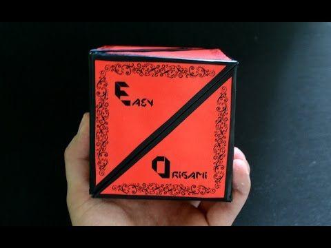 DIY: Cubo Transformer - YouTube