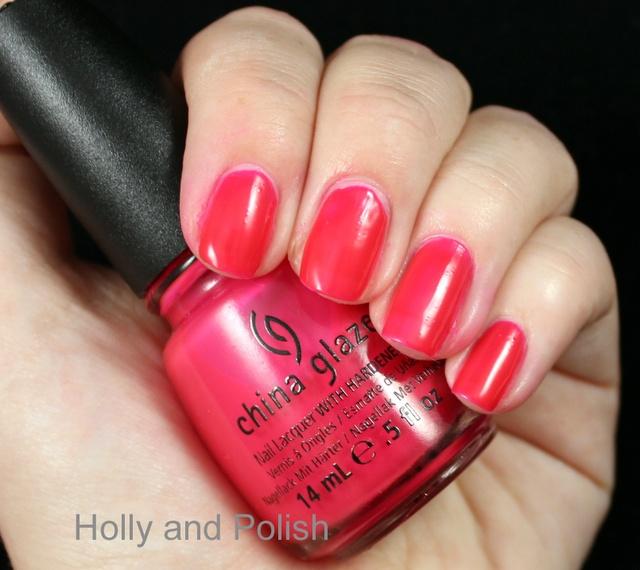 Holly and Polish: China Glaze Live, Love, Laugh