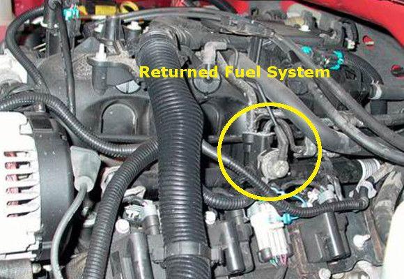 chevy 5 3 fuel pressure regulator
