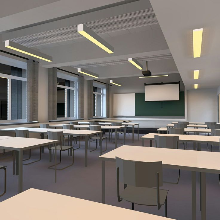 Other school project. We measured lighting in this classroom and then I made Dialux Evo version about it. Then we compared results to each other. #Dialux #DialuxEvo #lighting #light