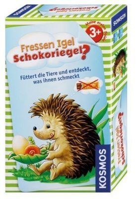Fressen Igel Schokoriegel? (Kinderspiel)