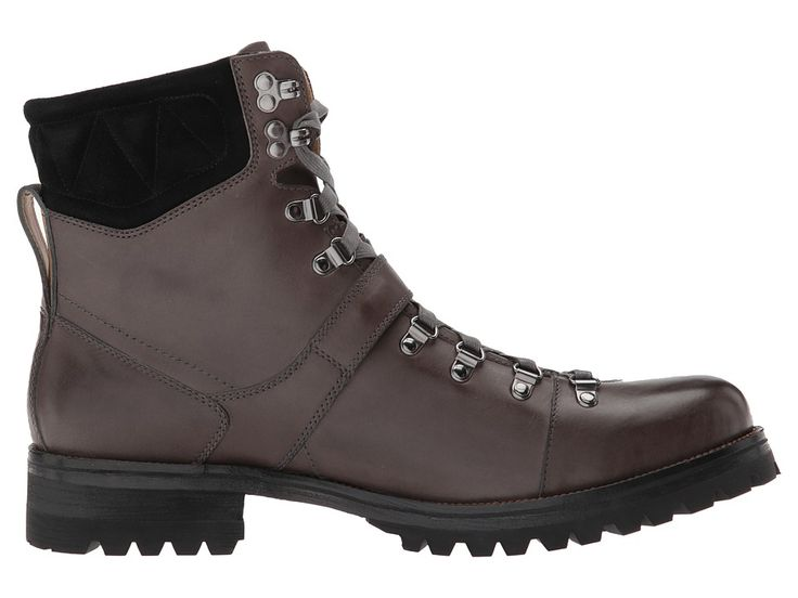 Michael Bastian Gray Label Storm Hiker Boot Men's Boots Grey