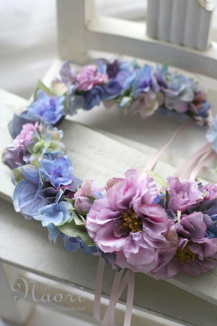 flower crown 花冠 2014