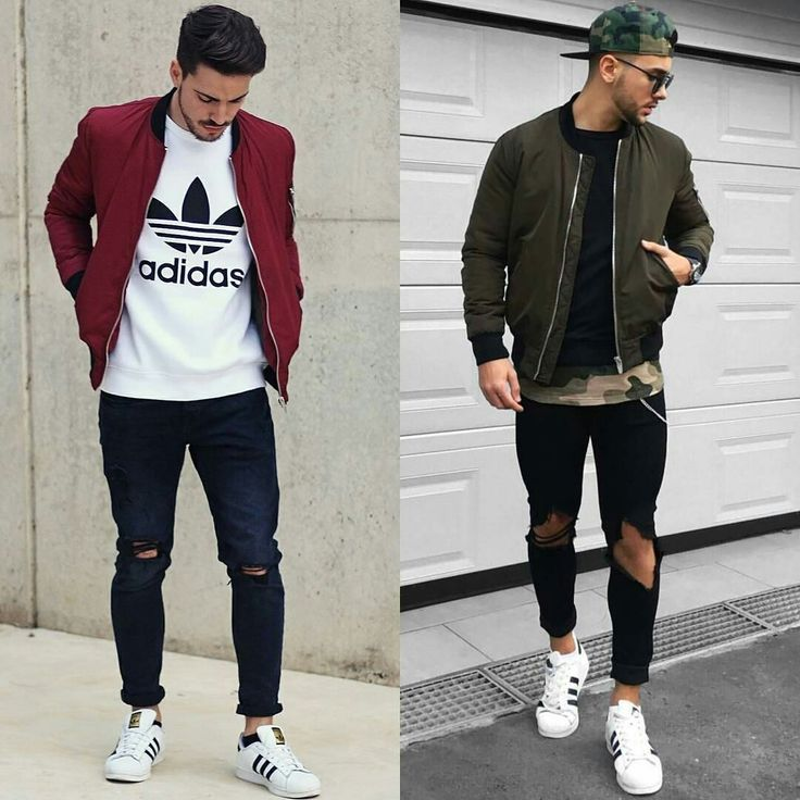 Street Style Men / Street Wear Style