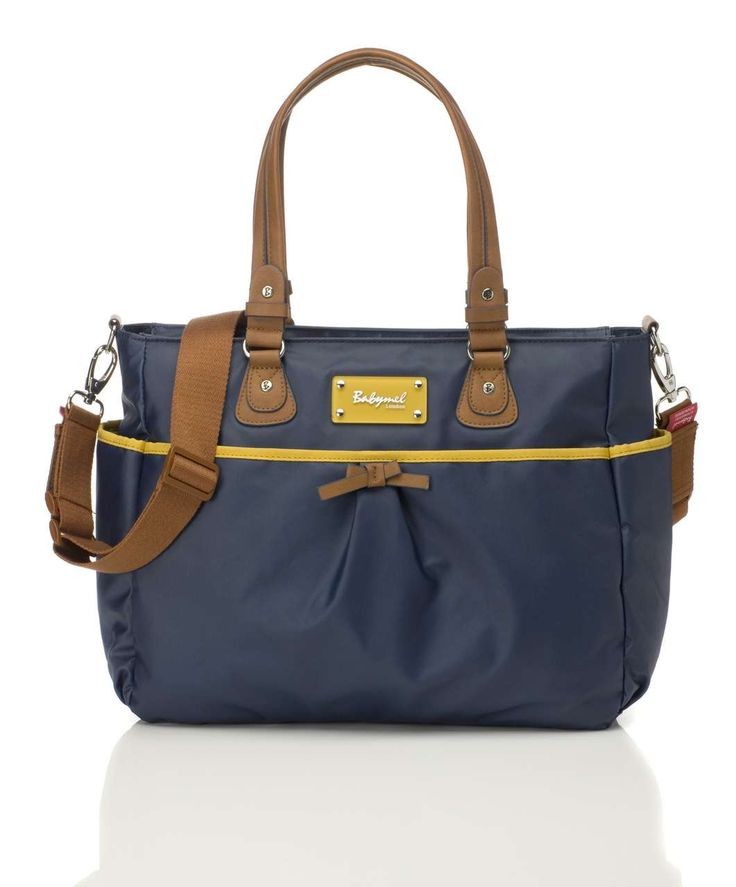 Babymel Lilly Bag - Navy | Gifts For Mum | Mamas & Papas