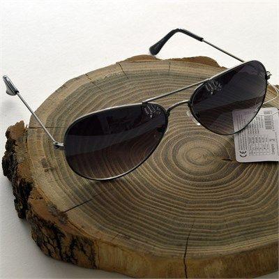 Erkek Yeni Sezon Damla Model Güneş Gözlüğü Siyah