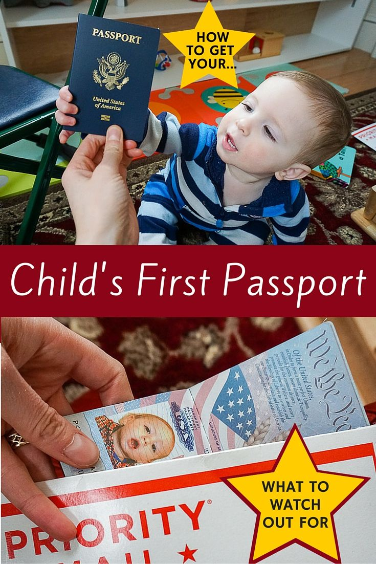 Getting a first passport for your baby or child can be difficult and confusing, but this article shows you how to avoid common mistakes so you can easily get necessary documents for happy international travel with kids!