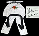 #3: Ralph Macchio Signed The Karate Kid White Karate Uniform Gi & Headband w/The Karate Kid