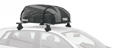 Nissan Roof Box - Ranger 90 (Fabric) 340L - KE734RAN90
