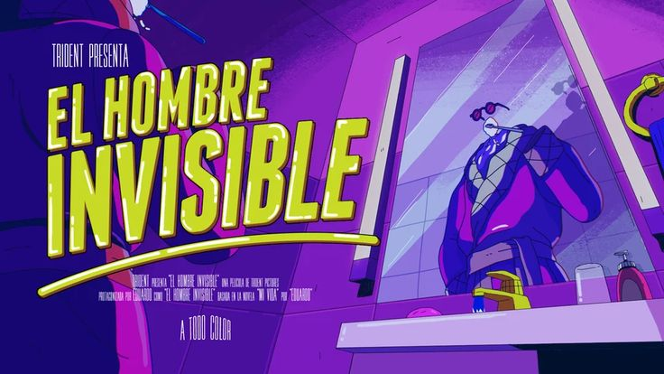Trident The Invisible Man on Vimeo