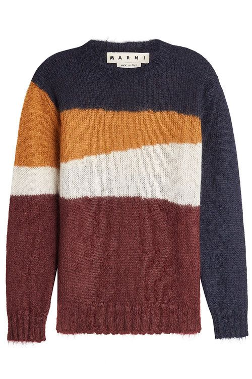 MARNI Pullover With Mohair And Wool. #marni #cloth #