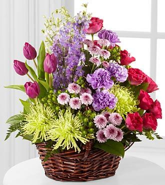 FTD Truly Loved Basket -  #Easter #Gifts #flowers #Coupons