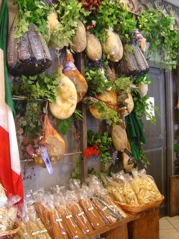 The Market, Fiorenza, Italy