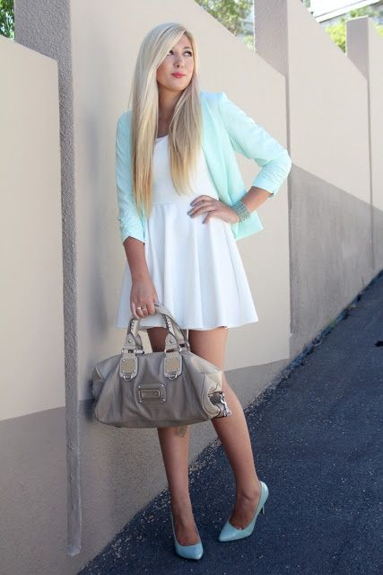 Trends: Best outfits for summer 2013.  #fashion #style