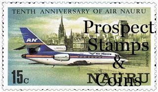 Air Nauru Stamp